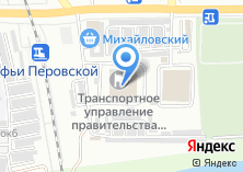 Компания «Транспортное Управление Правительства Астраханской области» на карте