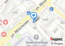 Компания «Адвокатский кабинет Дерябина С.К» на карте