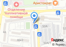 Компания «Строящееся административное здание по ул. Куликова» на карте