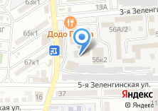 Компания «Юнити» на карте