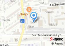 Компания «СервисТеплоПрибор» на карте