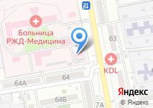 Компания «ЛДЦ МИБС-Астрахань» на карте
