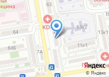 Компания «Путёвка» на карте