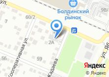 Компания «Русская икра» на карте