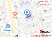 Компания «Детский сад №57 Родничок» на карте