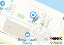 Компания «ТД МОРОЗКО» на карте