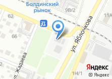 Компания «Грин-Сервис» на карте