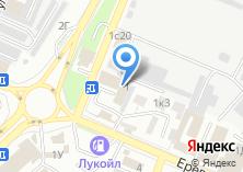 Компания «ИНЖЕНЕР СЕРВИС» на карте