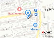 Компания «Башак» на карте