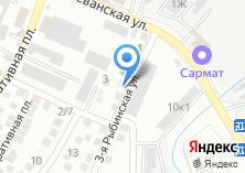 Компания «ОНЛАЙН-СУПЕРМАРКЕТ ЮЖНЫЙ» на карте