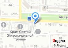 Компания «Магазин автостекла» на карте