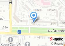 Компания «АстСервисЦентр» на карте