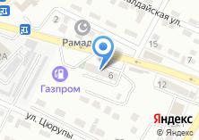 Компания «Сантехника производственно-коммерческая фирма» на карте