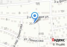 Компания «Астраханские фотосувениры» на карте