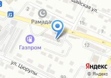 Компания «Пенная бухта» на карте