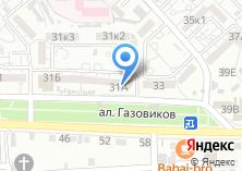 Компания «Мерелин» на карте