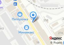 Компания «Марлин» на карте