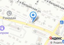 Компания «Московская ярмарка» на карте
