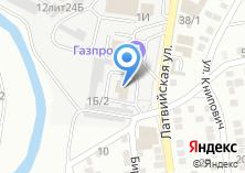 Компания «Электроопт» на карте