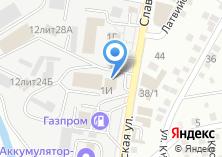 Компания «Инженерные Системы» на карте