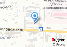 Компания «Русь» на карте