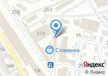 Компания «Шукур» на карте