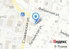 Компания «СТРОЙ МАРКЕТ» на карте