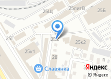 Компания «Магазин светодиодного освещения» на карте