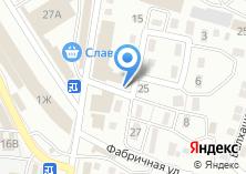 Компания «Фрукттерминал» на карте