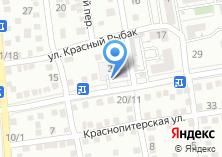 Компания «Детская музыкальная школа №20» на карте