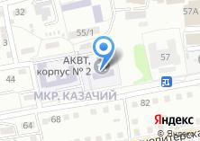 Компания «Профессиональное училище №6» на карте