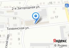 Компания «Электротехническая компания» на карте