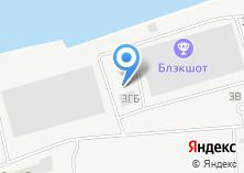 Компания «КАМРА» на карте