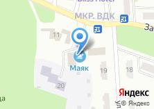 Компания «Волжский хлеб» на карте