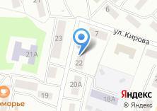 Компания «Мастерская по ремонту обуви на Мира» на карте