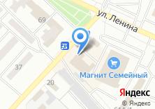 Компания «Сolibri» на карте