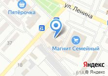 Компания «Магазин детских товаров на ул. Кузьмина» на карте