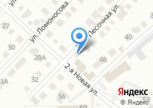 Компания «Косметолог» на карте
