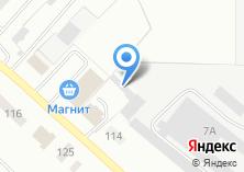 Компания «Автомойка+» на карте