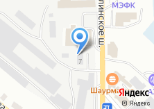 Компания «Магазин автотоваров на Йошкар-Олинском шоссе» на карте