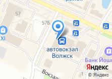 Компания «Телефончик» на карте