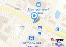 Компания «Mobil+» на карте