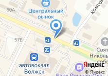 Компания «Магазин цветов на Ленина» на карте