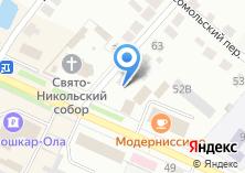 Компания «Магазин мототехники и бензоинструмента» на карте