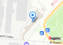 Компания «Марийский целлюлозно-бумажный комбинат» на карте