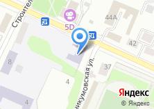 Компания «Поволжский государственный технологический университет» на карте