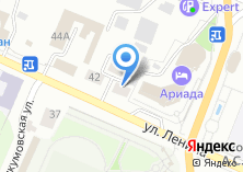 Компания «Центр комфорта» на карте
