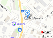 Компания «Салон металлоизделий» на карте