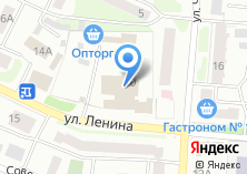 Компания «Штучки» на карте