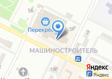 Компания «Мальви» на карте